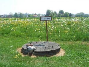 Bild einer Saugstelle (Tiefbrunnen)