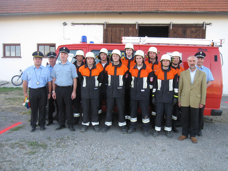 Leistungsabzeichen Bruckbergerau 2010