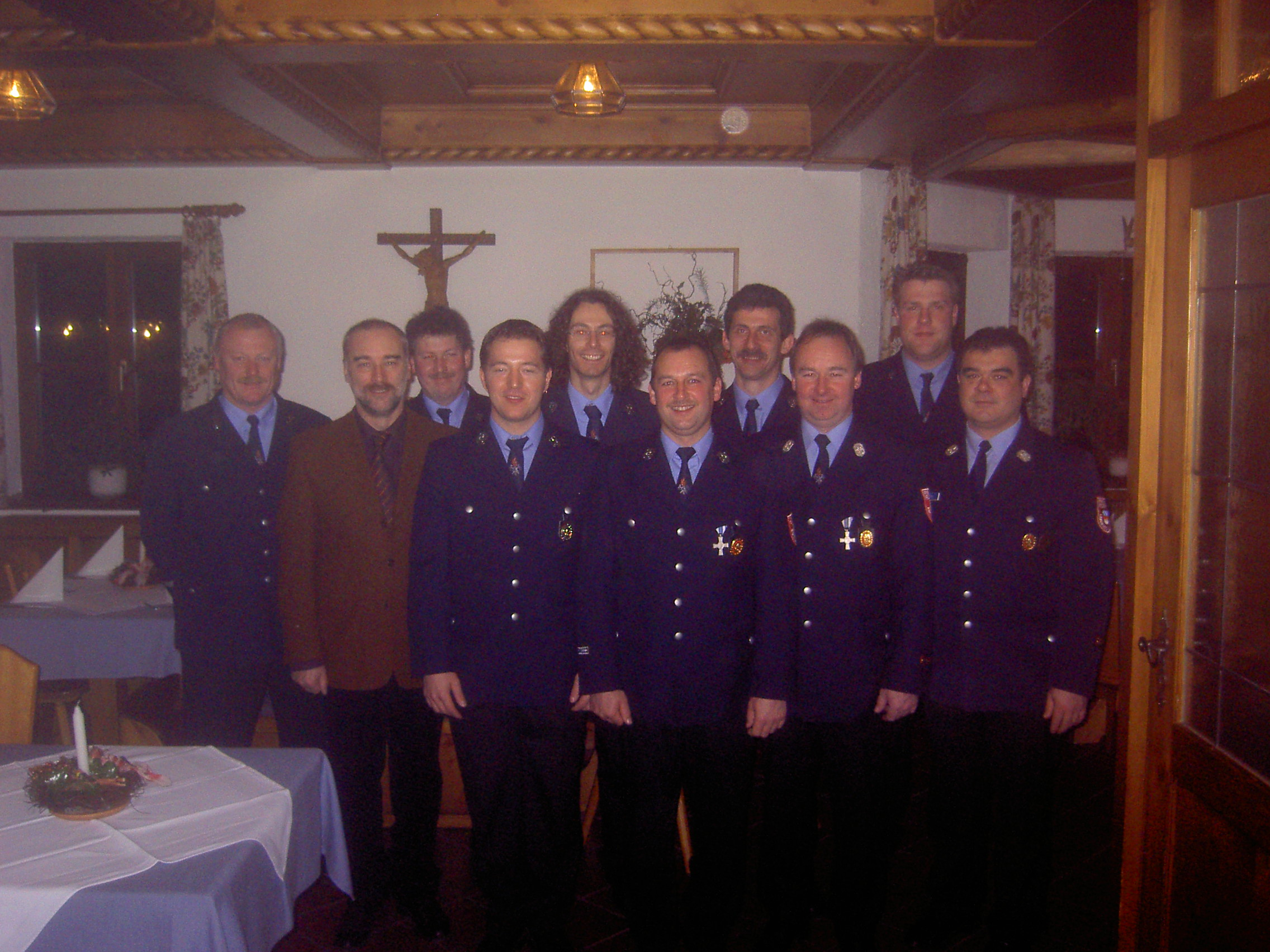 Jahreshauptversammlung 2005